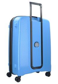 Delsey - BELMONT PLUS  - Wheeled suitcase - metallic blue - 1