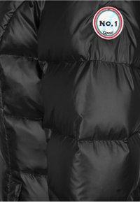 No.1 Como - Winter coat - black - 3