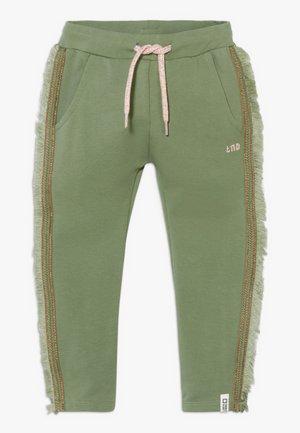 MARILOU ZGREEN - Teplákové kalhoty - hedge green