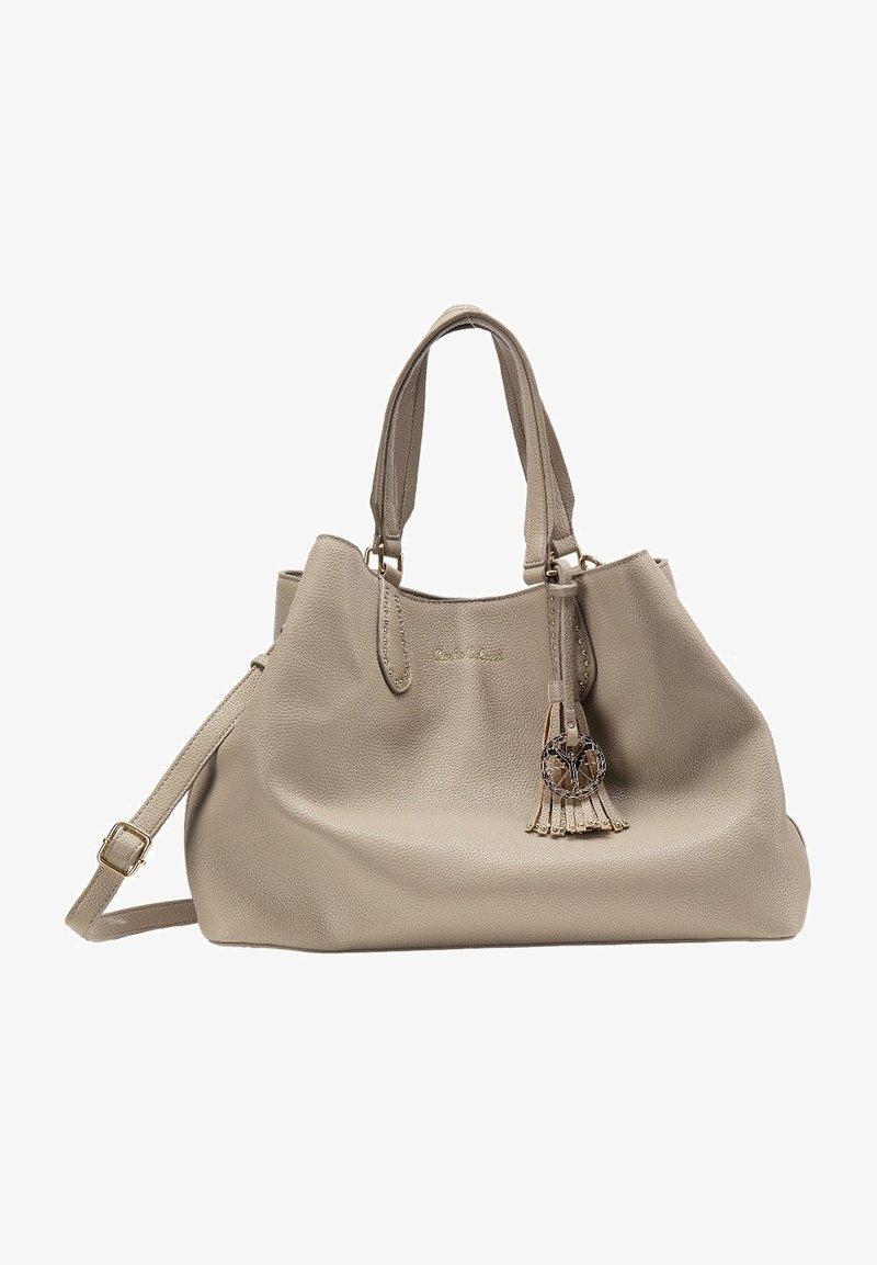 Carlo Colucci - Handbag - beige