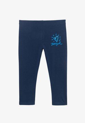 NERJA - Leggings - Trousers - blue