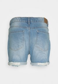 Urban Threads - UNISEX - Jeans Shorts - blue denim