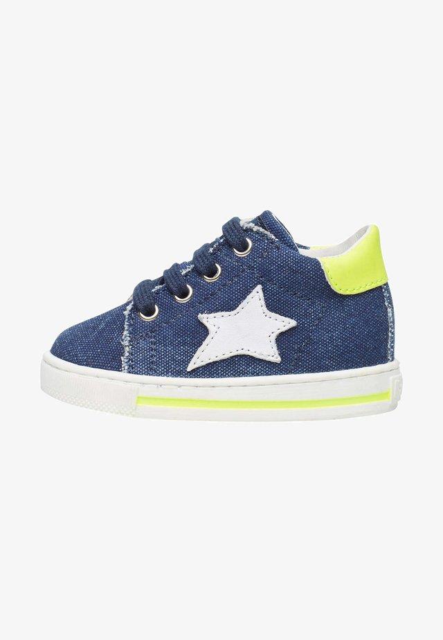 SASHA - Sneakers basse - blau
