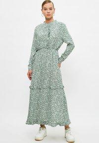 Trendyol - Maxi dress - green - 1