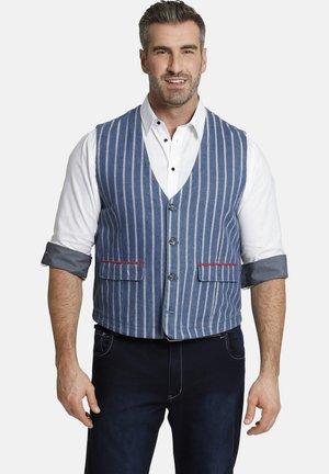 Waistcoat - blau