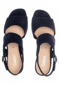 Gabor - Sandals - atlantik - 1