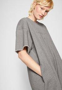 MM6 Maison Margiela - DRESS - Day dress - grey - 5