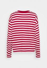 Monki - MAJA 2 PACK - Long sleeved top - red/white - 7