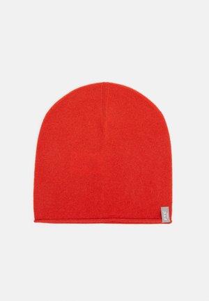 CLASSIC BEANIE - Beanie - dark red