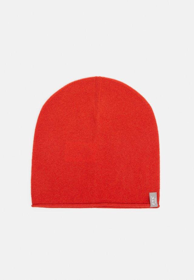 CLASSIC BEANIE - Czapka - dark red