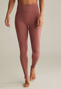 OYSHO - Collants - mauve - 3