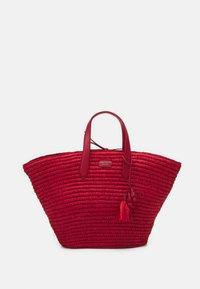 TOTE - Handbag - red
