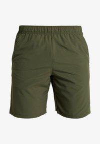 Nike Performance - SHORT - Pantalón corto de deporte - cargo khaki/black - 3