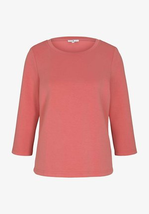 Sweatshirt - strong peach tone