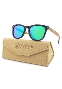 WAVE HAWAII - Sunglasses - grau blau - 3
