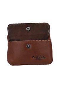 Gusti Leder - SASCHA - Key holder - dark brown - 4