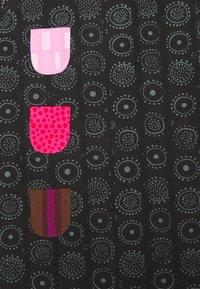 Marimekko - KURKISTUS DRESS - Day dress - dark grey/grey - 2