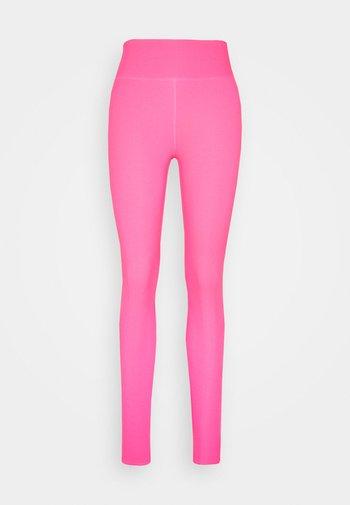ONE LUXE - Leggings - hyper pink