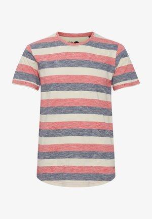 RUNDHALSSHIRT THICCO - Print T-shirt - cardinal