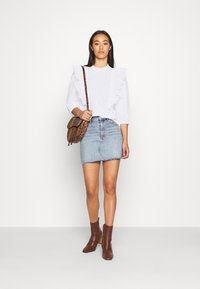 New Look - DOLLY CUTWORK - Bluser - white - 1