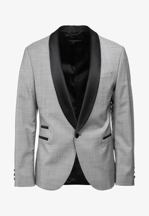 BELLAC - Suit jacket - grey
