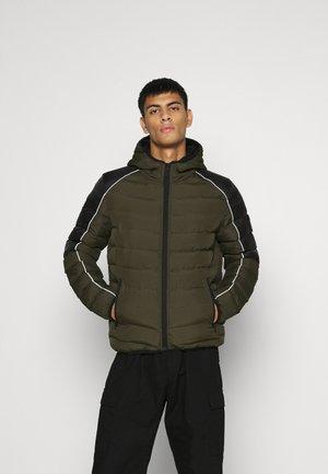 GEORGETOWN - Winter jacket - khaki/black