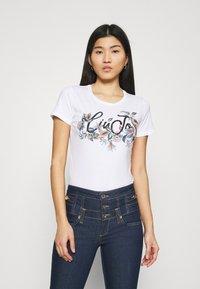 Liu Jo Jeans - MODA - Print T-shirt - white - 0
