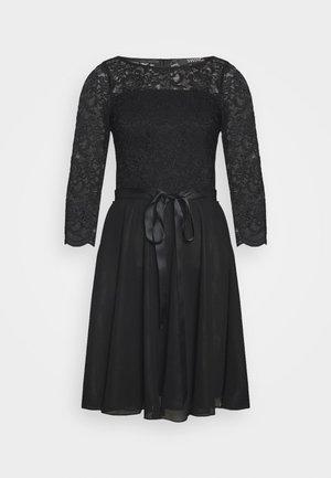 Robe de soirée - schwarz