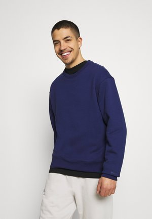 BASICS CREWNECK UNISEX - Sweatshirt - night sky
