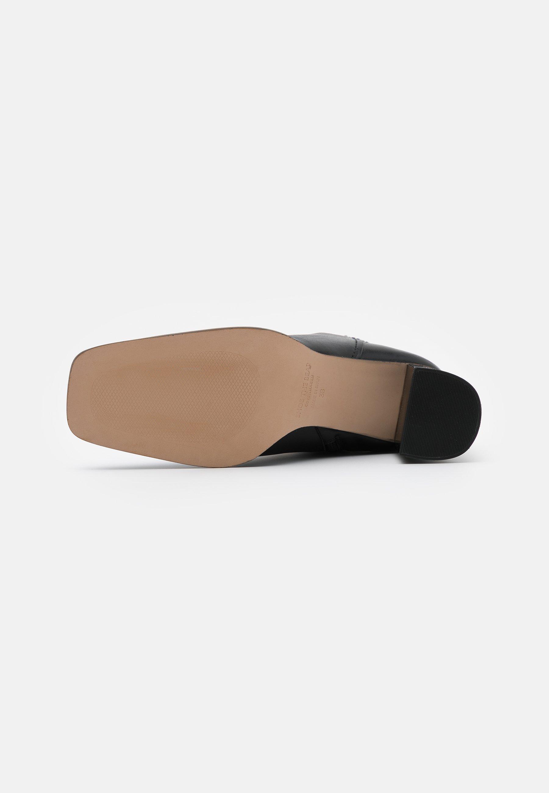 Shoe The Bear AGATA  Stiefelette black/schwarz