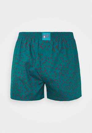 DOTS - Boxer shorts - teal