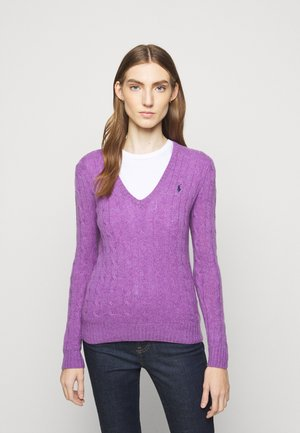Sweter - atlantis purple
