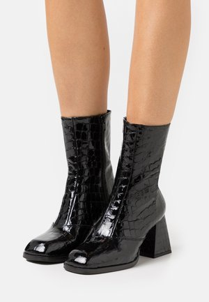 MISTRESS SMART BLOCK BOOT - Botines - black
