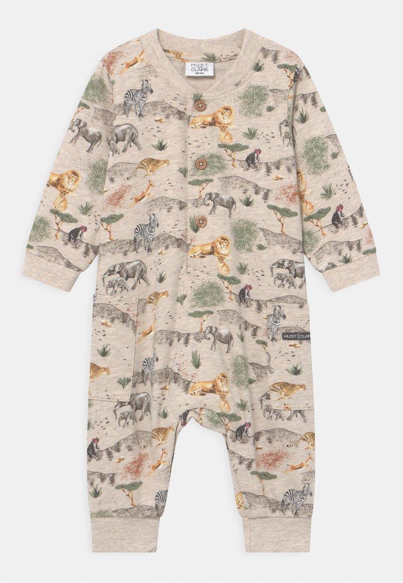 Hust & Claire - MAGNUS - Pyjamas - wheat