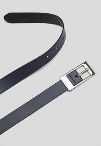 s.Oliver - Belt - dark blue - 4