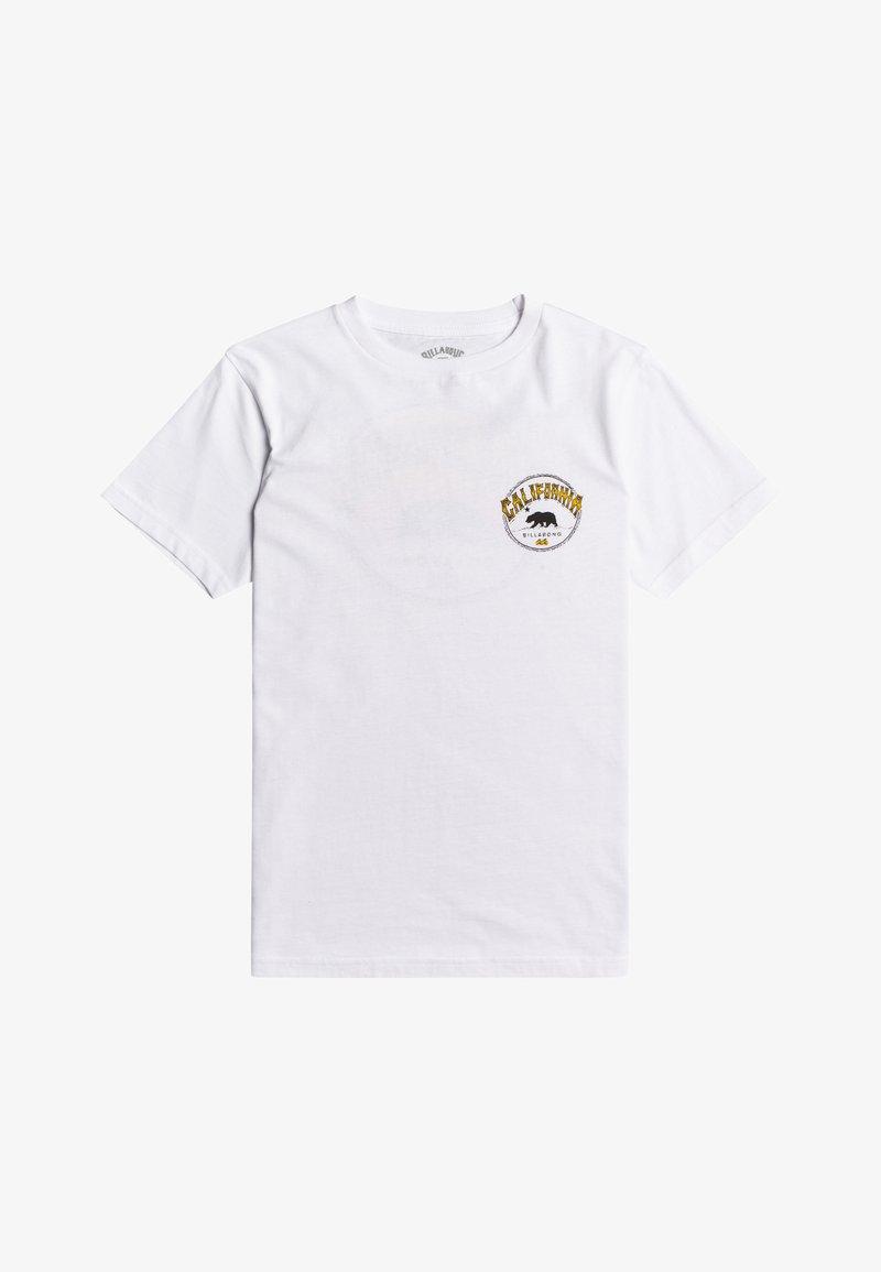 Billabong - DREAMY PLACES - Rash vest - white