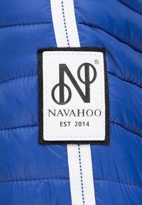 Navahoo - KIMUK PRC - Allvädersjacka - blue - 3