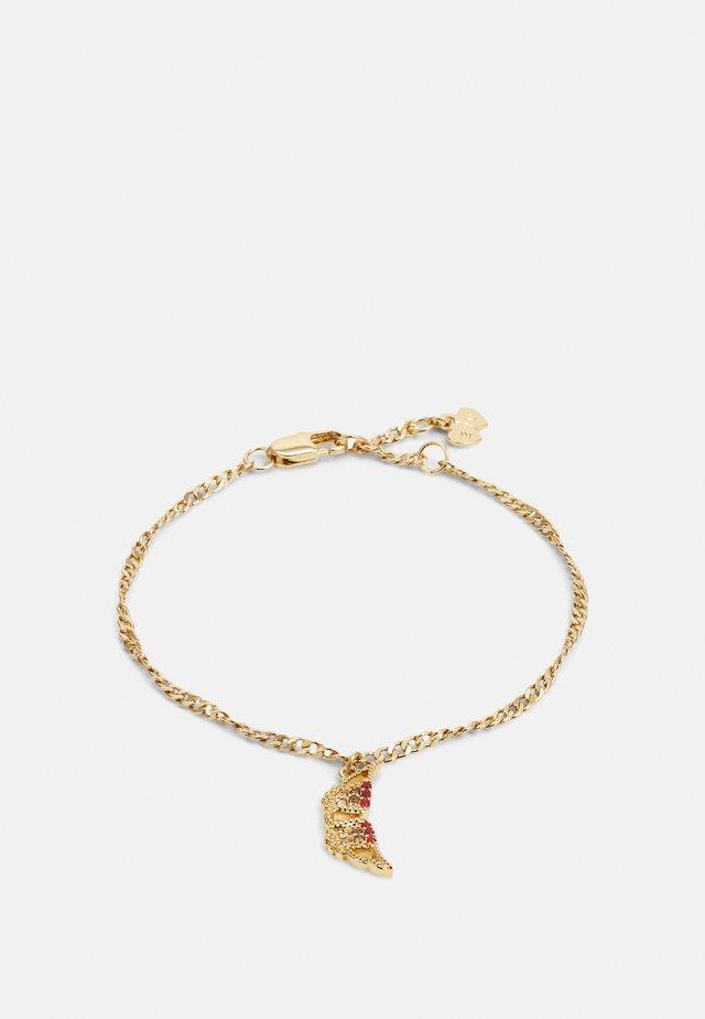 MILA TWIST - Bracelet - shiny gold-coloured