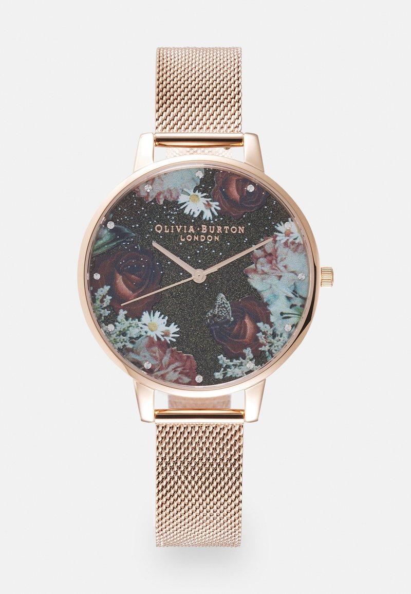 Olivia Burton - WINTER BLOOMS - Watch - roségold-coloured