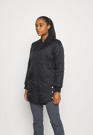 SITARA WOMEN JACKET - Zimní kabát - black
