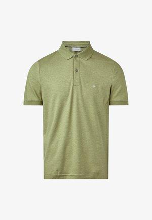 Polo shirt - delta green heather