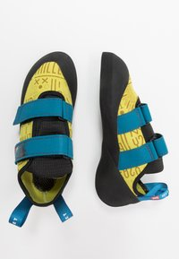 Millet - EASY UP  - Climbing shoes - wild lime - 1