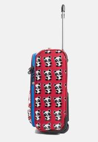 pick & PACK - PANDA  - Wheeled suitcase - rot - 2