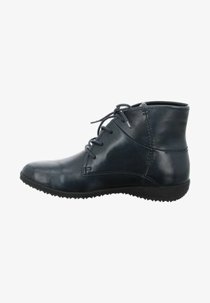 NALY - Lace-up ankle boots - blue