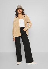 Gina Tricot - PENNY  - Topper langermet - off white - 1