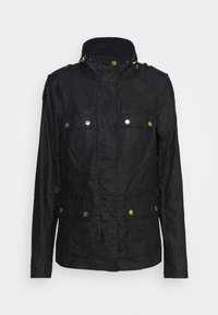 Barbour International - DELTA - Summer jacket - black - 0