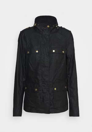 DELTA - Summer jacket - black
