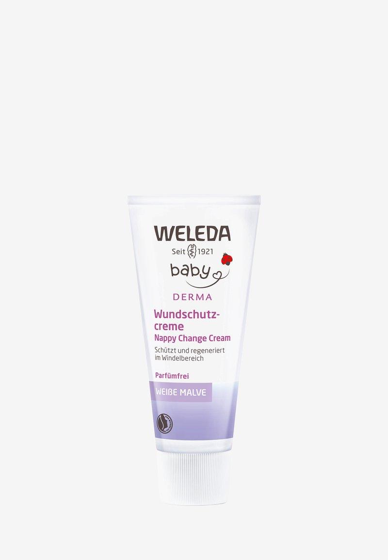 Weleda - WHITE MALLOW NAPPY CHANGE CREAM - Idratante - -