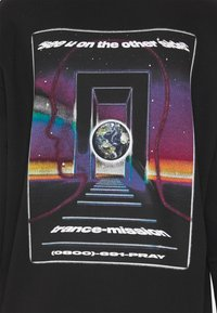 PRAY - TRANCE MISSIONLONG SLEEVE UNISEX  - Sweatshirt - black - 2