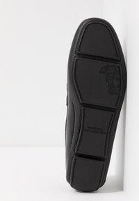 Versace Collection - Mokasíny - black - 4